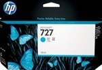B3P19A HP 727 130-ml Cyan Designjet Ink Cartridge