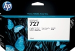 B3P23A HP 727 130-ml Photo Black Designjet Ink Cartridge