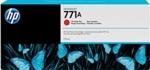 B6Y16A HP 771A 775-ml Chromatic Red Designjet Ink Cartridge