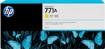 B6Y18A HP 771A 775-ml Yellow Designjet Ink Cartridge