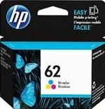 C2P06AN#140 HP 62 Tri-color Ink Cartridge