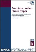 S041604 Epson Premium Luster Photo Paper 13inch x 19inch