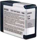 T580900 Epson Light Light Black Ink Cartridge