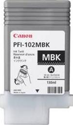 0894B001 Canon PFI-102MBK Pigment Matte Black Ink Tank