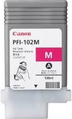 0897B001 Canon PFI-102M Dye Magenta Ink Tank