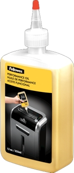 35250 Fellowes Powershred Shredder Oil & Lubricant - 12 oz.