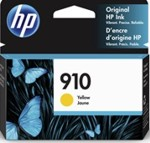 3YL60AN#140 HP 910 Yellow Original Ink Cartridge