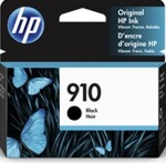 3YL61AN#140 HP 910 Black Original Ink Cartridge