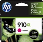 3YL63AN#140 HP 910XL High Yield Magenta Original Ink Cartridge