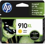 3YL64AN#140 HP 910XL High Yield Yellow Original Ink Cartridge