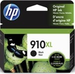 3YL65AN#140 HP 910XL High Yield Black Original Ink Cartridge