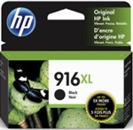 3YL66AN#140  HP 916XL Extra High Yield Black Original Ink Cartridge