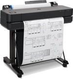 "5HB09A#B1K HP DesignJet T630 Large Format Wireless Plotter Printer - 24"""