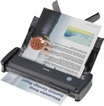 9705B007AB Canon imageFORMULA P-215II Scan-tini personal document scanner