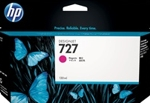 B3P20A HP 727 130-ml Magenta Designjet Ink Cartridge