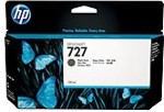 B3P22A HP 727 130-ml Matte Black DesignJet Ink Cartridge