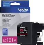 LC101MS Brother Magenta Ink Cartridge