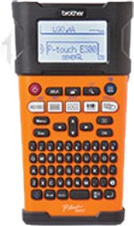 PTE300VP Brother P-Touch Industrial Handheld Labeller