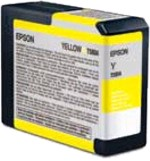 T580400 Epson Yellow Ink Cartridge