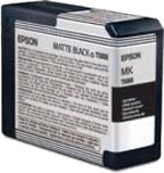 T580800 Epson Matte Black Ink Cartridge