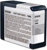 T580900 Epson Light Light Black Ink Cartridge