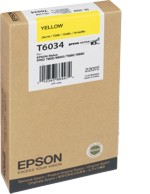 T603400 Epson Yellow UltraChrome K3 Ink Cartridge
