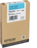 T603500 Epson Light Cyan UltraChrome K3 Ink Cartridge