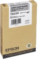 T603900 Epson Light Light Black UltraChrome K3 Ink Cartridge