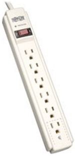 TLP604 Tripp Lite Protect It 6 Output Surge Suppressor